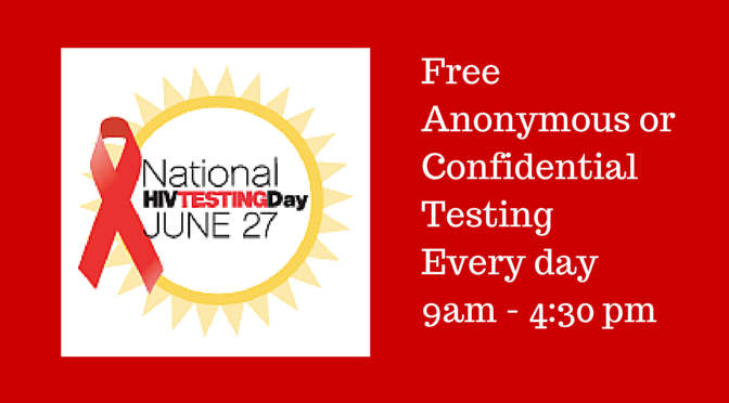 FreeAnonymous orConfidential Testing9am (1)