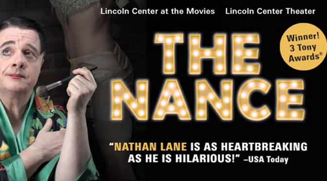 "Face to Face Film Series: ""The Nance"""