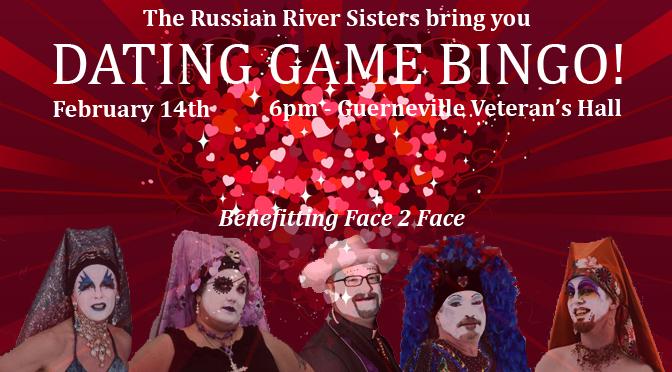 Dating Game Bingo!