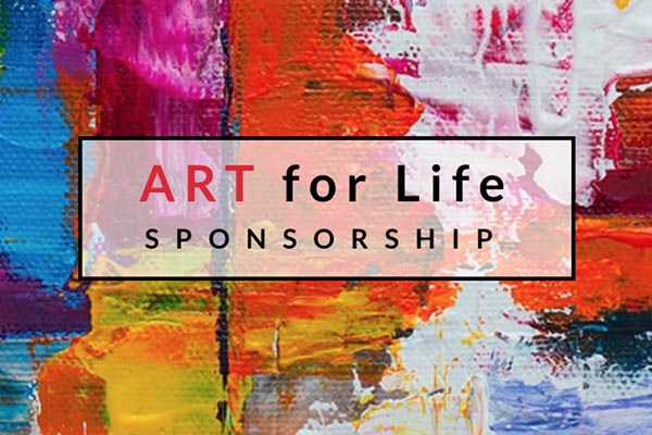 Art for Life Sponsorship