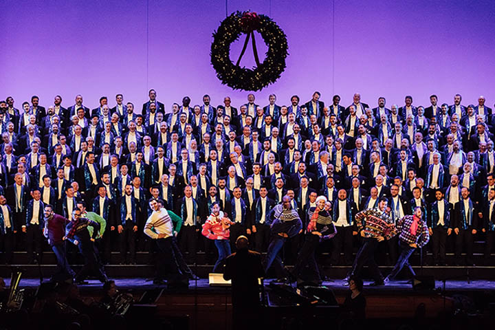 SF Gay Men's Chorus Concert – Holigays Are Here!