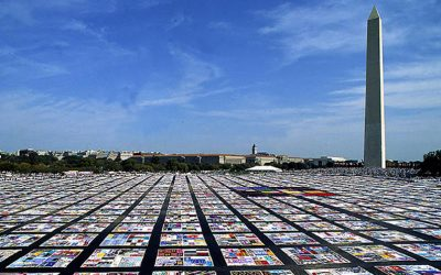 Names Project Quilt to return to San Francisco