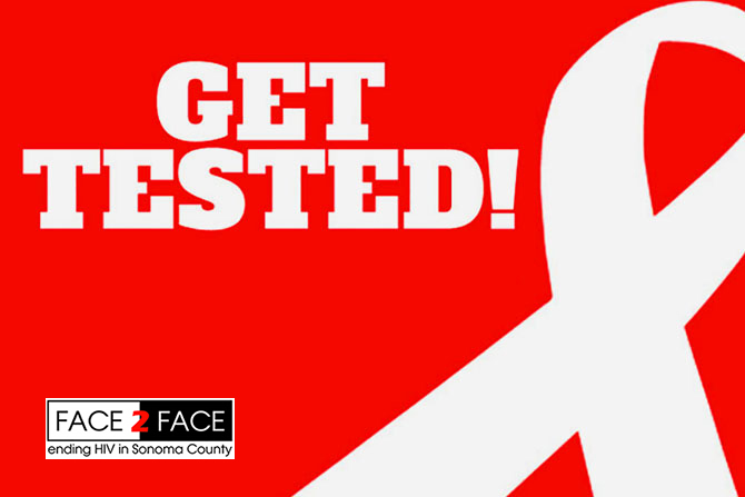 Get Tested at Face to Face!