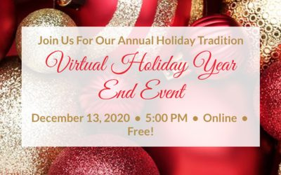 Virtual Holiday Year End Event!